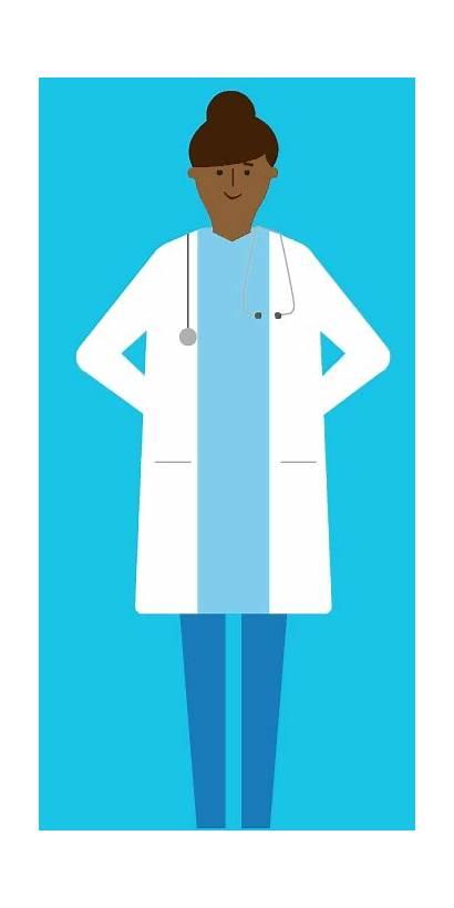 Health Doctor Mental Employers Help Clipboard Woman