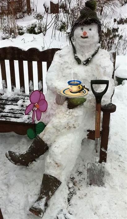 Snowman Snow Fun Snowmen Christmas Winter Funny