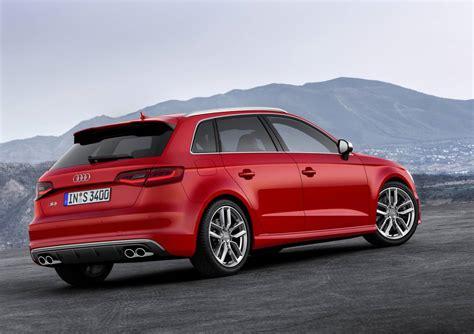 2013 Audi S3 Sportback Revealed, Arriving In Australia