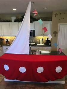 Nautical Baby Shower Party Ideas | Sailing boat, Dessert ...