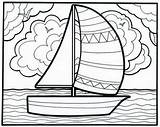 Coloring Pages Doodle Let Summertime Sum Educational Sailboat Insights Printable Toy Summer Printables Educationalinsights Shout Send Comment Any Leave sketch template