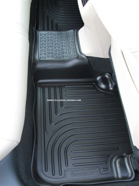 weathertech floor mats vs oem weathertech vs husky vs aries floormats drive accord honda forums