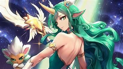 Soraka Guardian Star Wallpapers League Legends Wallpapercave
