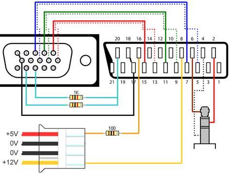 cable schematics