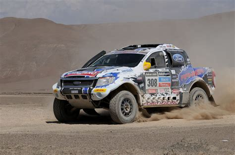 ford dakar rally  stage