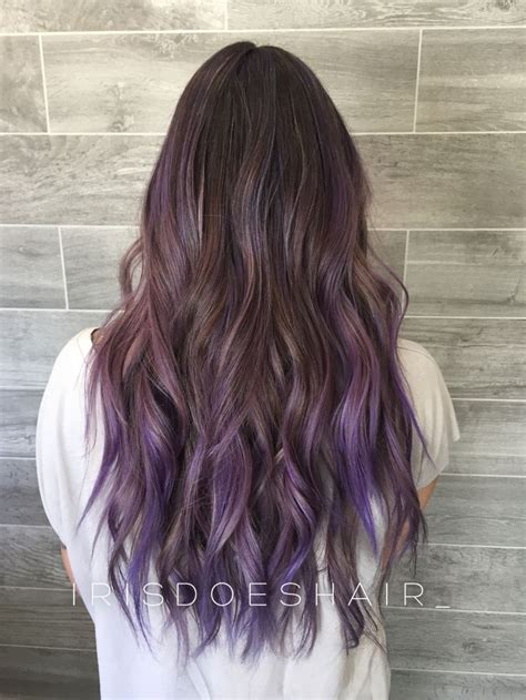 25 Best Ideas About Purple Ombre On Pinterest Ombre