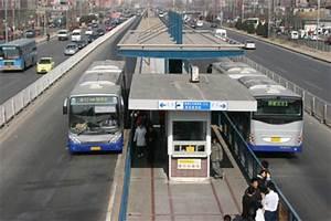 Beijing boosts public transport