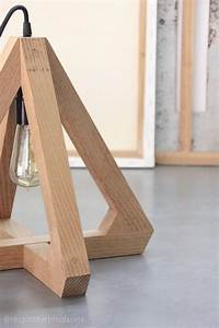 Led Lampe : 25 best ideas about wooden lamp on pinterest natural desk lamps wood lamps and led lamp ~ Eleganceandgraceweddings.com Haus und Dekorationen