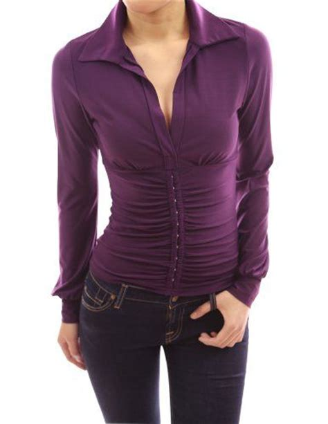 purple blouse womens pin by anatalia on style