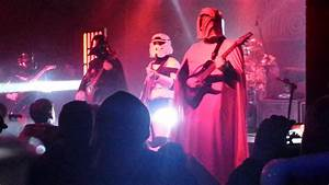 Galactic Empire-Live concert part 1 - YouTube