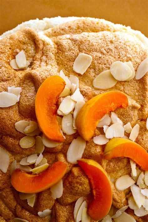 floating island  apricot creme anglaise recipe nyt