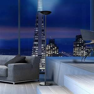 Büro Stehlampe Led : flur diele kinderzimmer b ro arbeitszimmer deckenfluter stehlampe mit led lampen ebay ~ Markanthonyermac.com Haus und Dekorationen