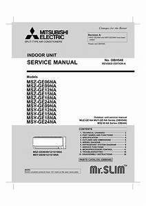 Mitsubishi Electric Mr Slim Wiring Diagram