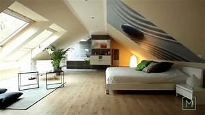Una camera in mansarda per la famiglia che cresce YouTube
