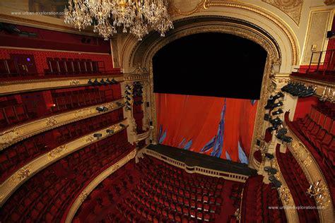 comedie franaise salle richelieu la premi 232 re ressource d exploration urbaine et toiturophile friches toits de en