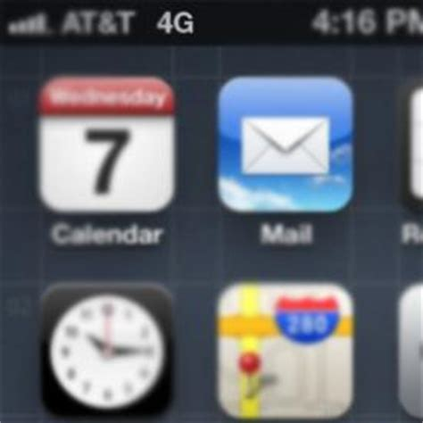 why does my iphone say searching why does my iphone 4s now say 4g not 3g because it is