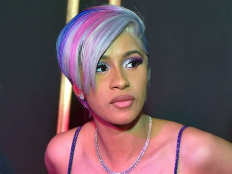 Cardi B Admits She Had