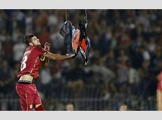 Images Serbia vs Albania Qualifier Abandoned After Match