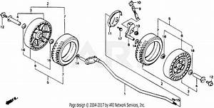 Honda Hra214 Sxa  Lawn Mower  Usa  Vin  Hra214