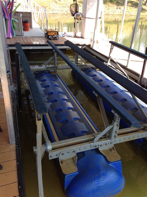 hydro hoist retrofit  hull truth boating  fishing forum