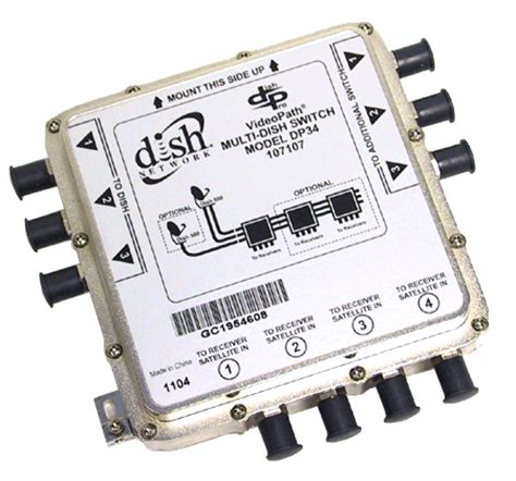 Dish Network Videopath Dish Pro 3x4 Multidish Switch. Glyphs Signs. Captain Signs. Spaceship Signs. Measurement Signs. Morphine Signs. Hemorrhagic Stroke Sign Signs Of Stroke. Echoic Foci Signs. Engagement Party Signs Of Stroke