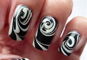 Gallery of top black nail designs and art ideas for