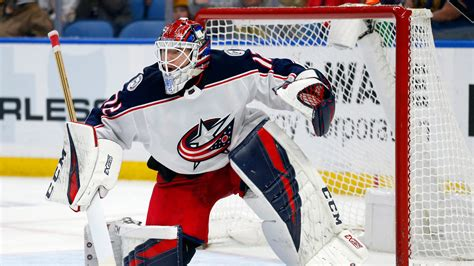 trio  blue jackets provide sting   dull nhl