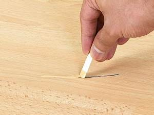 comment reparer trou parquet stratifie With comment réparer un parquet stratifié