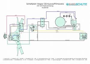 Rg 1507  Vespa Wiring Diagram Conversion Wiring Diagram