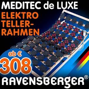 Lattenrost 90x190 Elektrisch : meditec luxe elektro lattenrost lattenrahmen elektrisch ebay ~ Indierocktalk.com Haus und Dekorationen