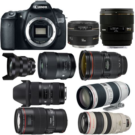Best Dslr Camera Lenses Canon