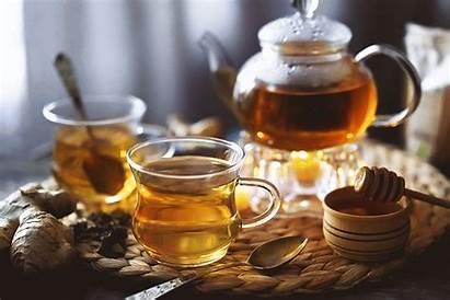 Tea Ginger Benefits Winter Garden Gifs Bonjour