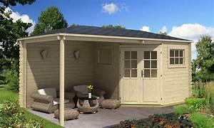 Gartenhaus Mit überdachter Terrasse : gartenhaus inklusive aufbau gt96 hitoiro ~ Whattoseeinmadrid.com Haus und Dekorationen