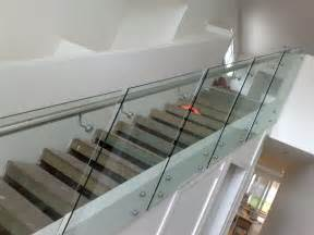 laminex kitchen ideas glass with side fixed handrail to stair 02 jpg 2592 1944
