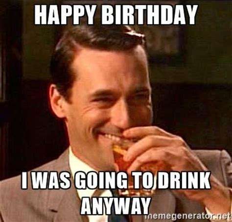 Birthday Memes For Men - 25 best ideas about happy birthday meme generator on pinterest birthday meme generator happy