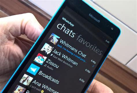 whatsapp beta erlaubt endlich calls windowsunited