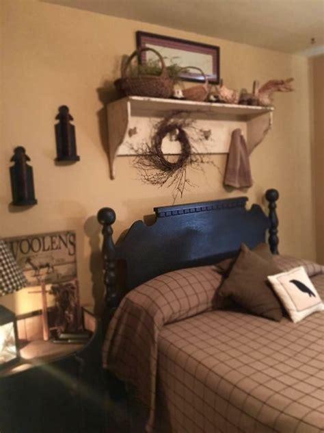 Primitive Bedrooms by 25 Best Ideas About Primitive Shelves On