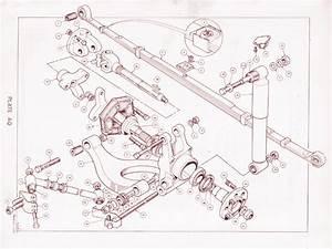 Rear Suspension  Rotoflex    Canley Classics