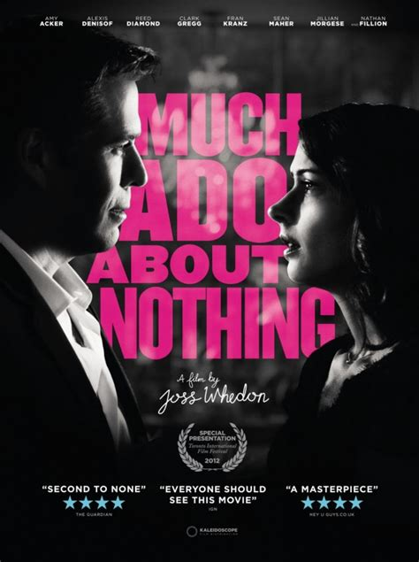 'Much Ado About Nothing' Trailer: Joss Whedon Does William ...