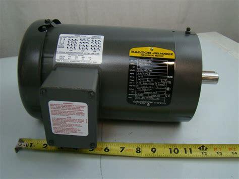 Baldor Rpm Electric Motor Vmt