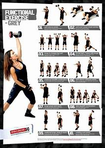 Dumbbell Exercises  Exercise And Exercise Chart On Pinterest