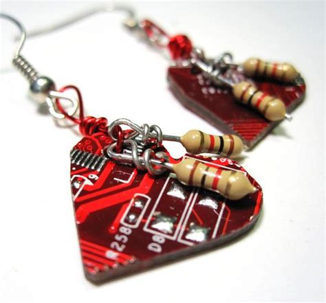 Images About Circuit Jewelry Ideas Pinterest