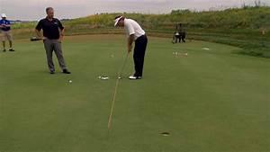 Sindelar Every Putt Is A Straight Putt Golf Channel