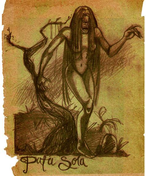 Thebkano: LEYENDA O MITO LA PATA SOLA