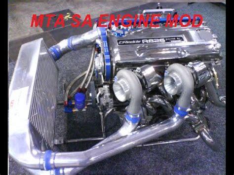 rb26 turbo engine mod sound mta sa map monument