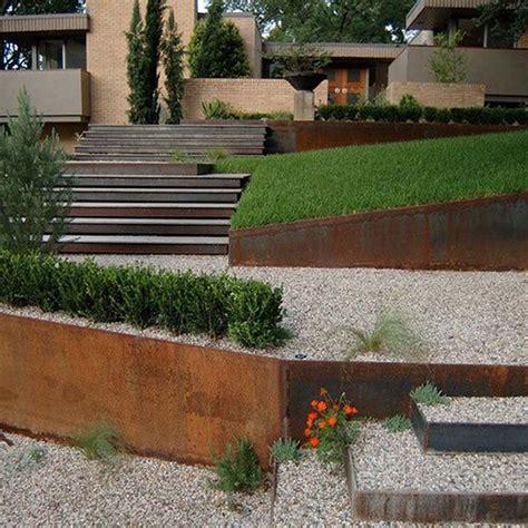 muret jardin nos solutions les jardins de la vall 233 e
