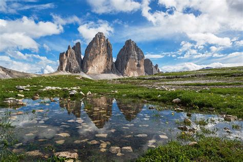 I Photographed Sunset Milky Way And Sunrise In Tre Cime