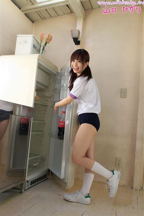 Girlz Pic Hikari Yamaguchi Playful Girl In Gym Class