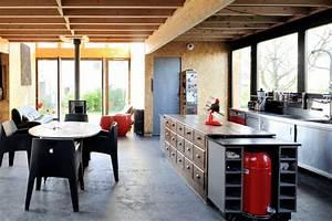 maison atelier d39artiste industriel cuisine lyon With cuisine style atelier artiste