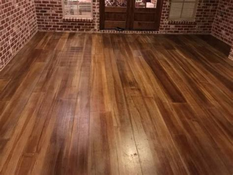 hardwood flooring on concrete augusta georgia concrete wood flooring rustic concrete wood pinterest concrete wood woods